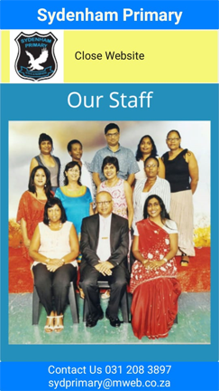 SPS Staff Page